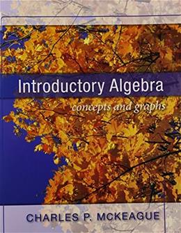 Introductory Algebra, by McKeague, 2nd Edition 9781936368020
