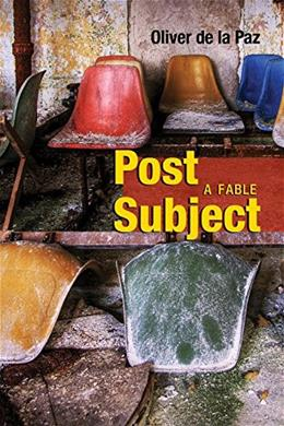 Post Subject: A Fable (Akron Series in Poetry) 9781937378899