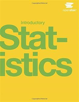 Introductory Statistics, by Dean 9781938168208