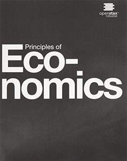 Principles of Economics, by OpenStax College 9781938168239