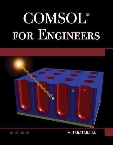 COMSOL for Engineers BK w/DVD 9781938549533