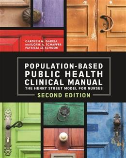 Population Based Public Health Clinical Manual, by Schaffer, 2nd Edition 9781938835346