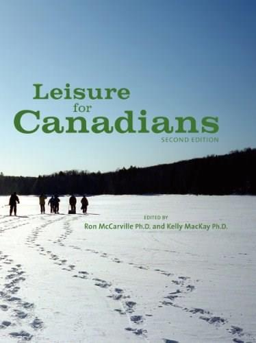 Leisure for Canadians, by McCarville, 2nd Edition 9781939476029