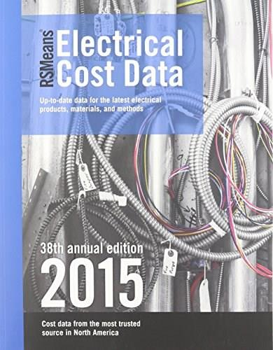 RSMeans Electrical Cost Data 2015, by Charest, 38th Edition 9781940238531