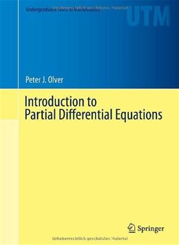 Introduction to Partial Differential Equations, by Oliver 9783319020983