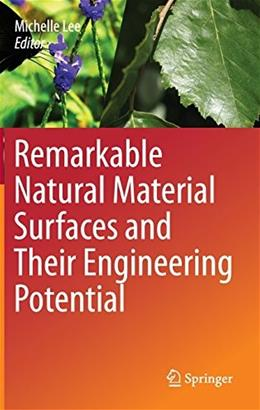 Remarkable Natural Material Surfaces and Their Engineering Potential, by Lee 9783319031248