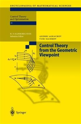 Control Theory from the Geometric Viewpoint 9783540210191