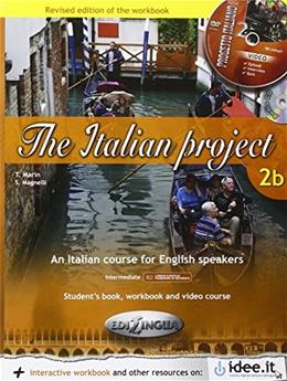 Italian Project, by Marin, 2 B PKG 9788898433032