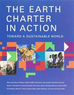 The Earth Charter in Action: Toward a Sustainable World (Municipal Capacity Building series) 9789068321777