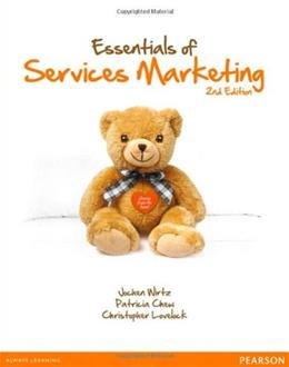 Essentials of Services Marketing (2nd Edition) 9789810686185