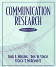Communication Research, by Hocking, 3rd Edition