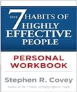 7 Habits of Highly Effective People, by Covey, Personal Workbook