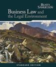 Business Law and the Legal Environment (Business Law and the Legal Enivorment)