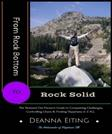 From Rock Bottom to Rock Solid: The Stressed Out Persons Guide to Conquering Challenges, Controlling Chaos & Finding Happiness in it ALL! (REAL Living) (Volume 1)