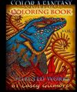 Color A Fantasy Coloring Book: Selected Works By Casey Gilmore (Volume 2)