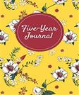 Five-Year Journal: 5 Years Of Memories, Blank Date No Month, 6 x 9, 365 Lined Pages