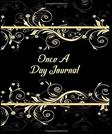 Once A Day Journal: 5 Years Of Memories, Blank Date No Month
