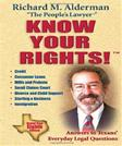 Know Your Rights!: Answers to Texans Everyday Legal Questions