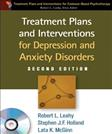 Treatment Plans and Interventions for Depression and Anxiety Disorders, 2e: Treatment Plans and Interventions for Evidence-Bas
