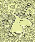 Be Awesome: Unicorn Bullet Journal | 120-Page ¼ Inch Dot Grid Unicorn Notebook | 6 X 9 Perfect Bound Softcover (Unicorn Bullet Journals)