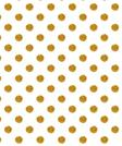 Bullet Journal: Golden Polka Dots XL 8X10 Dot Grid Journal, Minimalist Bullet Journal, Planner for Women: Bullet Journal and Sketch Book, Diary for ... Journal Large, Hand Lettering and Journaling