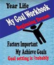 My Goal Workbook: Beginning Dream Education Skill Activity Books Leaning  Preparing Lift Achieve Planning Personal Growth Setting is Probably