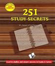 251 Study Secrets Top Achiever: Excel in studies and ensure success in exams & career
